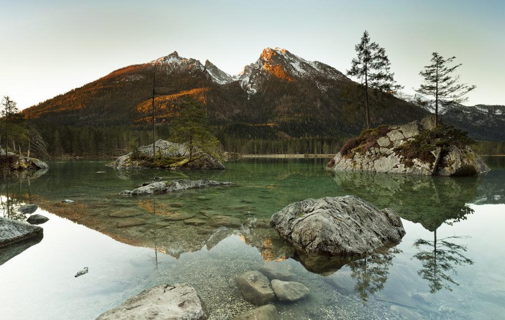 Auftakt durch Bayern