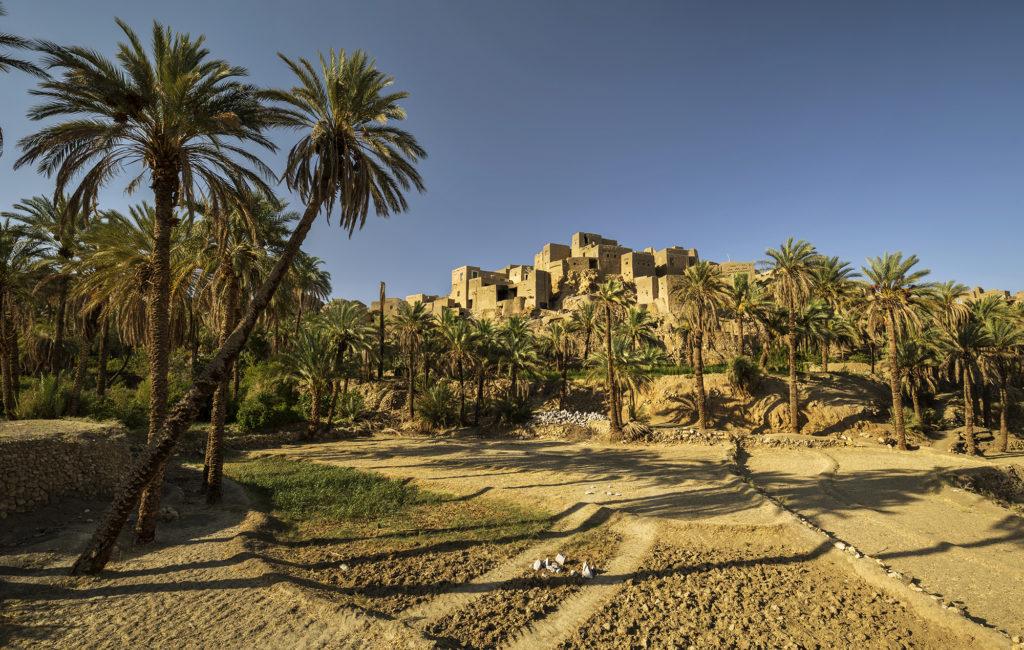 Ab durch die Wüste